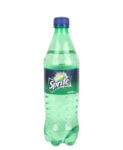 Sprite - Pet bottle - 600 ml